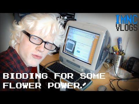 Bidding For Some Flower Power! | IMNC Vlogs