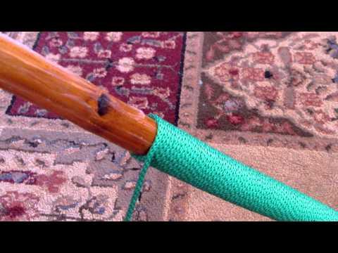 OLD DEEP SEA CANE Fishing Rod RESTORATION Part 2