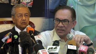 Tun M on Anwar: Now I have freed him