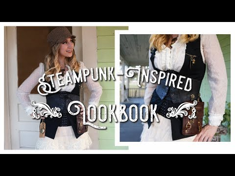 Steampunk-Inspired Outfits