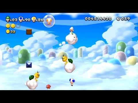 New Super Luigi U - Superstar Road [Part 3]