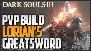Dark Souls 3 PvP - Moonlight Greatsword