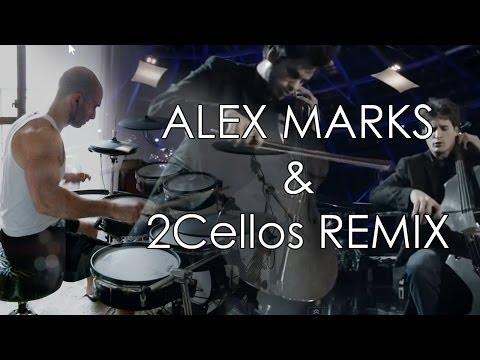 2Cellos Drum Cover - Technical Difficulties - Alex Marks drum remix