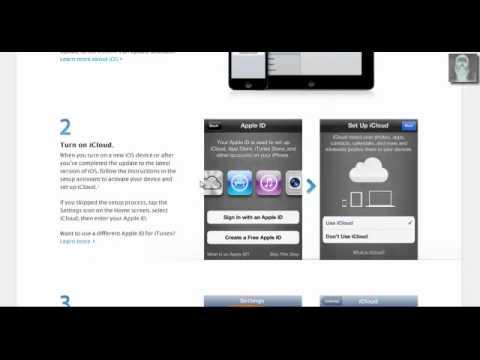 Creating iPhone & Icloud Email Accounts II