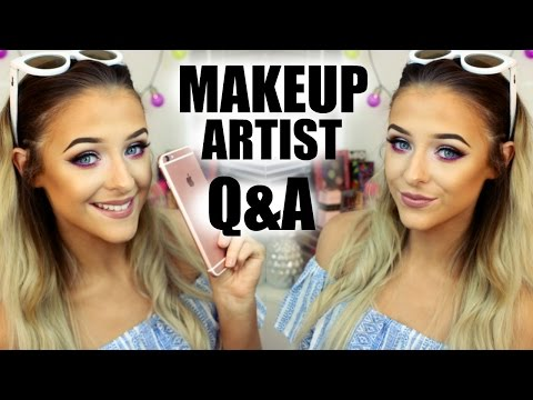 HOW TO BECOME A MAKEUP ARTIST ▷ Q&A - ADVICE