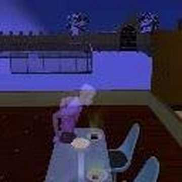 Sims 2 Ghost
