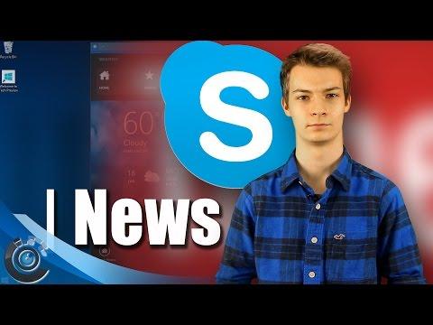 Skype für Web, Youtube Music Key, Ubisoft-Crash und Windows 10-Gestensteuerung | NEWS