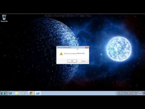 How to copy from windows error boxes