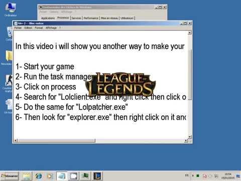 improve your FPS in league of legends part 2
