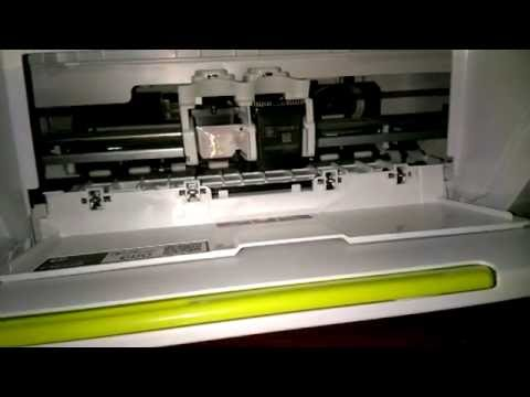 How to Install / Replace Ink Cartridge in HP DeskJet 2130/2135 All-in-One