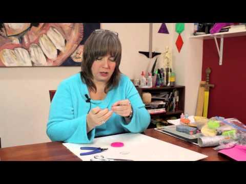 Jewelry Stretch Cord Crimp Instructions : Custom Crafts
