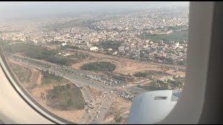 Qatar A320 QR614 Doha - Islamabad | Flight Experience