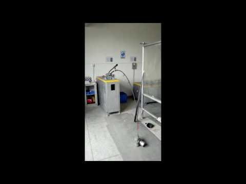 Spiritfish Hallaniyat 8 Rod, 70 degree test with 19kgs