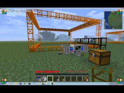 technic pack pack 4 dummies ep. 1 how to build a Quarry