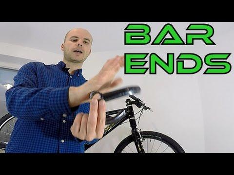 Bar ends - why am I using them on my mountain bike. Bike ergonomics.