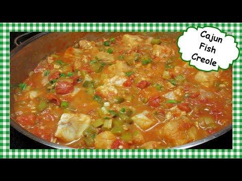 How to Make Easy Cajun Fish Creole ~ Cajun Seafood Creole Recipe