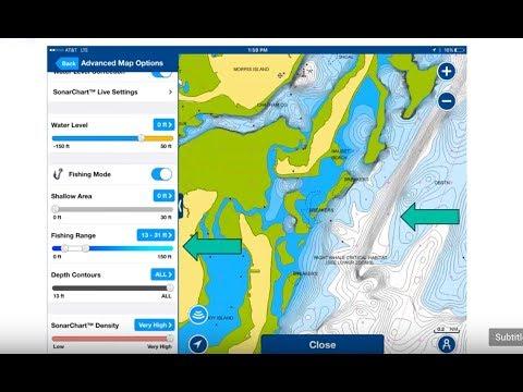 How To Find Fishing Spots Using Bottom Contour Maps [Navionics Webinar]