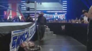 Jeff Hardy vs The Undertaker - Extreme Rules (Part 2\2)