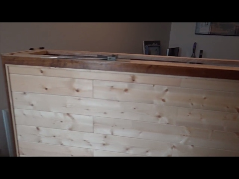 Easiest way to build a bar and save thousands