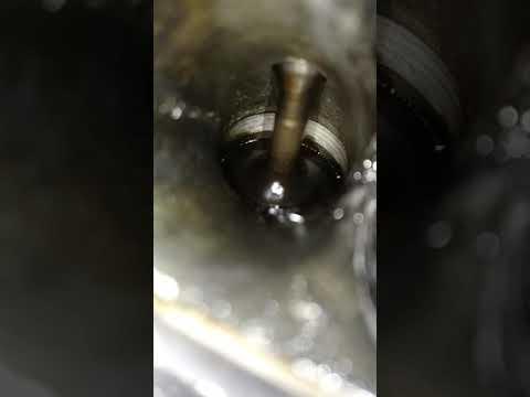 Intake cylinder leak down test