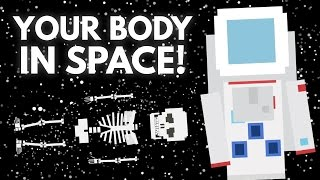 What Exactly Does Space Travel Do To Your Body?