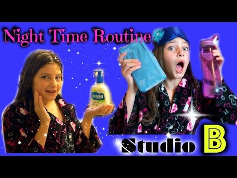 My night time routine : what helps put me to sleep