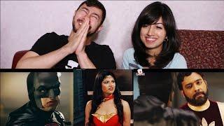 ScreenPatti   Batman v Superman Desi Version REACTION!