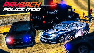 nfs payback police chase