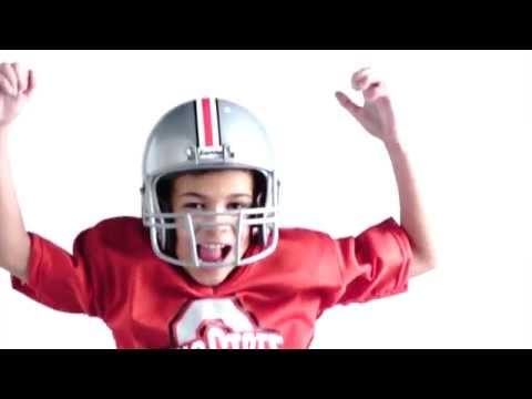 College Football Kid's Costume Sets