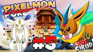 THREE MEWTWOS! /w Mario & Etho! Pixelmon Lets Go! #15