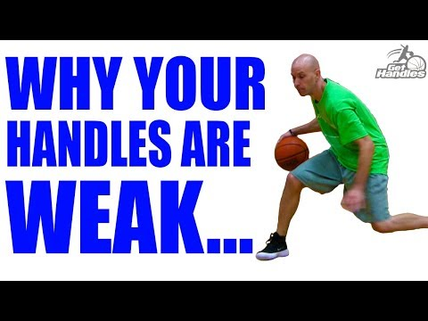 How To Get DOMINANT Handles In Basketball! SICK Like Kyrie Irving!