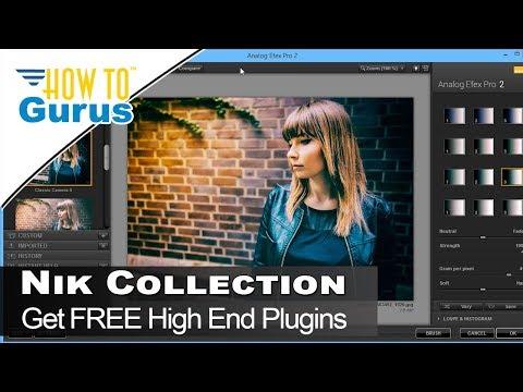 Nik Collection Plugins Review Adobe Photoshop, Photoshop Elements, Adobe Lightroom Tutorial