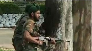 Terrorists attack police station, Army camp in J&K, Army Col among 12 killed