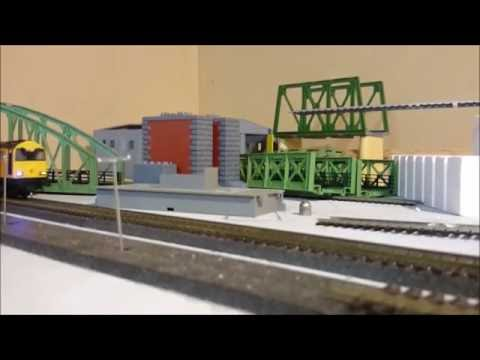 Main Layout - Track Cleaning with CMX HO & Goo Gone and 2 Bachman Class 20 with DCC Sound