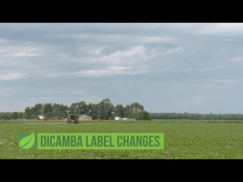 Dicamba Label Changes #1046 (Air Date 4-22-18)