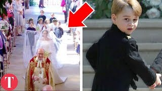 5 Things That Went Wrong During The Royal Wedding