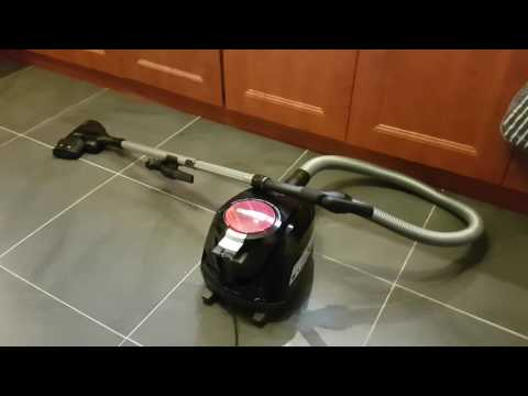 Bosch GS-50 Power Vacuum Cleaner unboxing and review BGS5PERFGB.