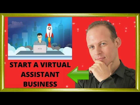 How to plan and start a virtual personal assistant or personal concierge business