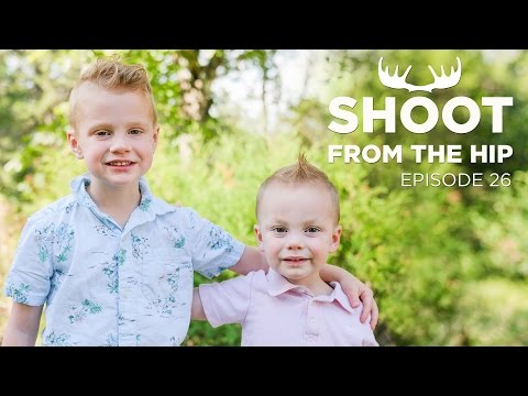 How to Get Everyone in Focus, Tips for Taking Group Photos - Shoot from the Hip (#26)