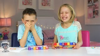 Crazy Candy Review | Jelly Belly BeanBoozled