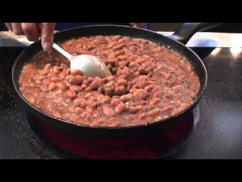 Frijoles Fritos (Refried Beans) How To
