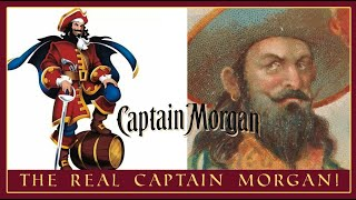 The Real Captain Morgan | The Man Behind the Bottle