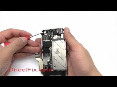 Reassemble iPhone 4S Screen and Digitizer | DirectFix