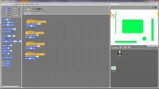MIT Scratch Tutorial - Simple Maze Game - PakVim net HD