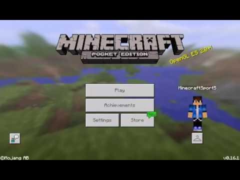 Minecraft PE (Pocket Edition) Creative Building E2   Sea Lantern Portal!