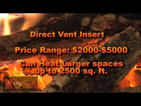 Direct Vent Inserts Peachtree City GA