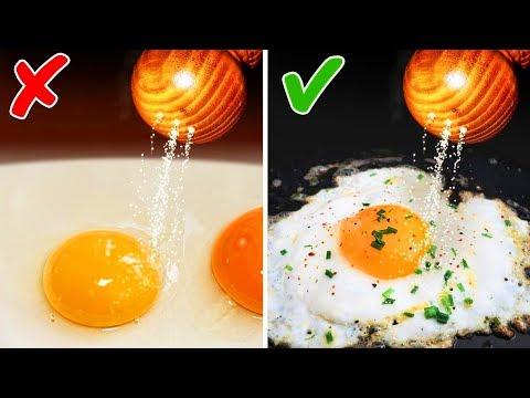 18 COOKING TIPS YOU HAD NO IDEA ABOUT