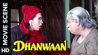 Kader gives up on Karisma | Dhanwaan | Movie Scene