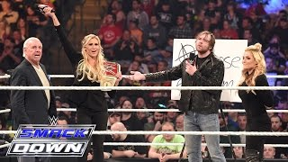 The Ambrose Asylum features special guests Charlotte and Natalya: SmackDown, April 28, 2016