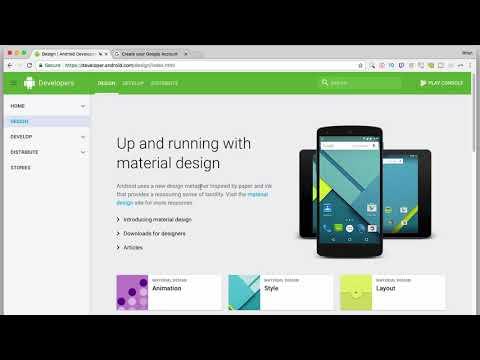 Registering as an Android Developer - Beginning Android Development - Your First Kotlin Android App